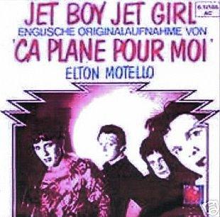 Elton Motello: Jet Boy Jet Girl (1978)