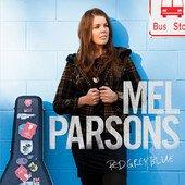 Mel Parsons: Red Grey Blue (Border)