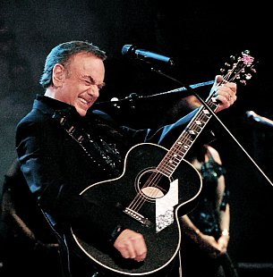 NEIL DIAMOND CONSIDERED (2014): Back down the melody road