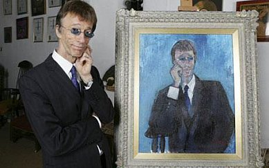 ROBIN GIBB INTERVIEWED (2010): To Bee Gee, or not to Bee Gee