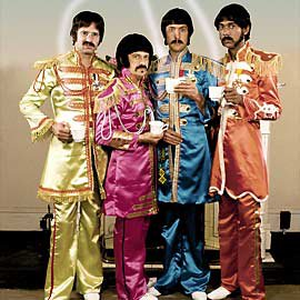 THE RUTLES. RON NASTY and NEIL INNES INTERVIEWED: I have always thought in the back of my mind . . .