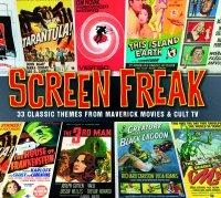 Various Artists: Screen Freak (Chrome Dreams/Triton)