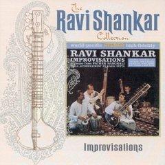 Ravi Shankar, Improvisations (1962)