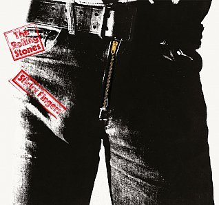 The Rolling Stones: Sticky Fingers (released 1971, reissued 2015)