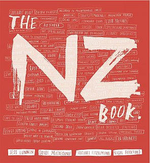 THE NZ BOOK by LUNNON, MACKECHNIE, FITZSIMONS and BECKFORD (FitzBeck)