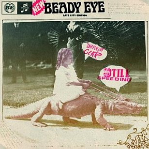 Beady Eye: Different Gear Still Speeding (Liberator)