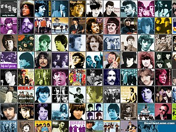THE BEATLES BEYOND 1 AND 1+: All you need is these