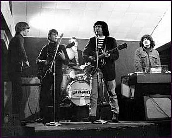 The Warlocks: Can't Come Down (1965)