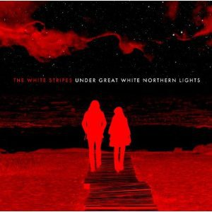 THE WHITE STRIPES; UNDER GREAT WHITE NORTHERN LIGHTS (XL CD/DVD)
