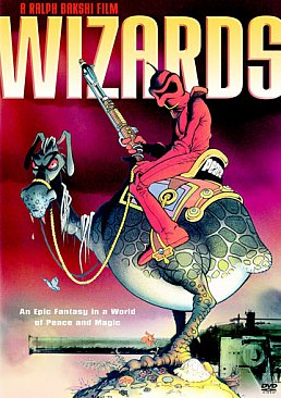 WIZARDS, a film by RALPH BAKSHI (1977, DVD 2011)