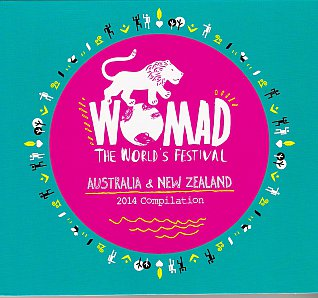Various Artists: Australia and New Zealand Womad 2014 Compilation (Cartell)