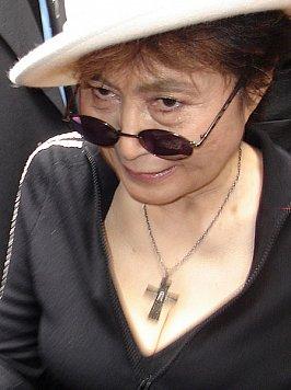 YOKO ONO INTERVIEWED 1992: The yin and yang of Yoko