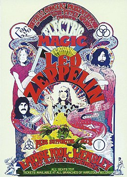 LED ZEPPELIN REVISITED, PART TWO (2014): Another turn of the Page